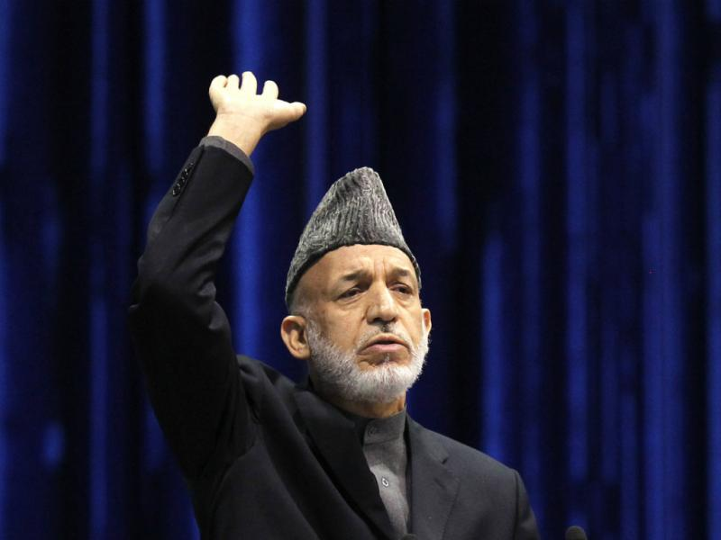 Hamid Karzai (Reuters)