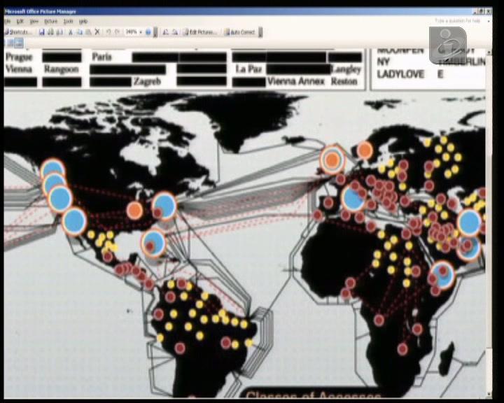 NSA tem posto de operações em Portugal