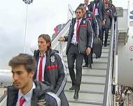 Benfica já está em Bruxelas