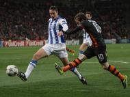 Shakhtar Donetsk vs Real Sociedad (EPA)
