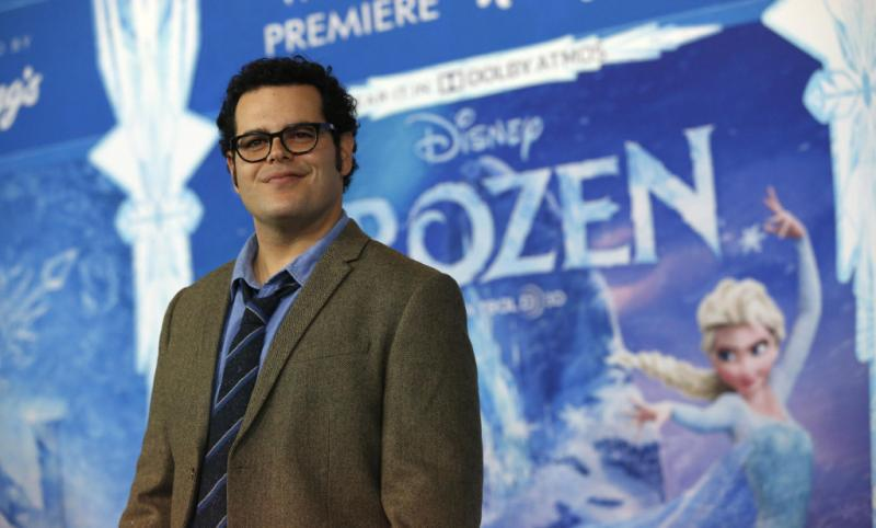 Josh Gad - Antestreia de «Frozen» em Hollywood Foto: Reuters