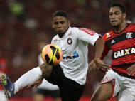 Flamengo-Atlético Paranaense (Reuters)