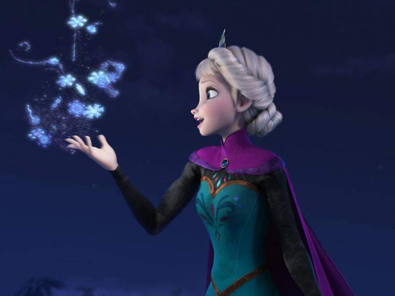 Estreias da Semana «Frozen - O Reino do Gelo»