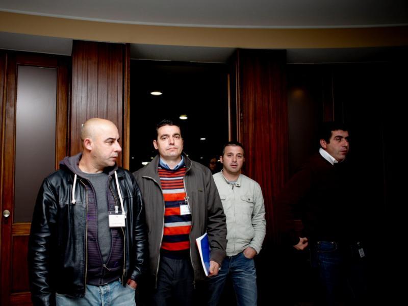 Trabalhadores dos ENVC [LUSA]