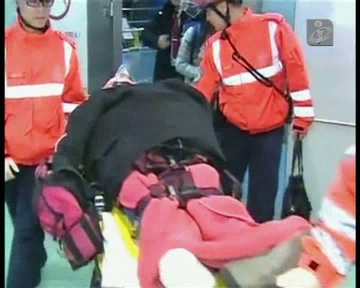 Portuguesa ferida em acidente de ferry entre Hong Kong e Macau
