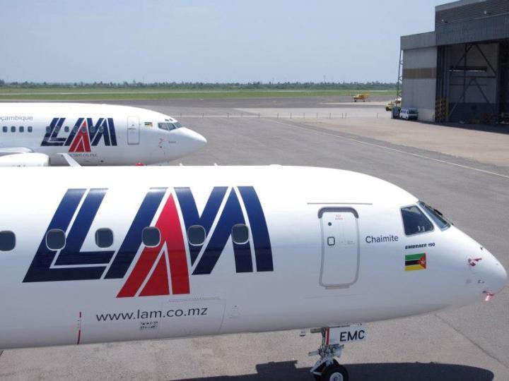 Linhas Aéreas de Moçambique (LAM)