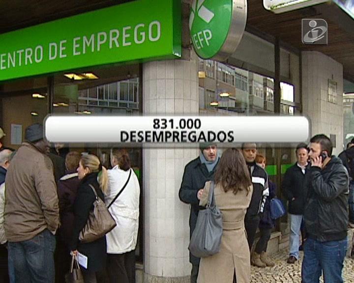 Taxa de desemprego cai para 15,7% em outubro