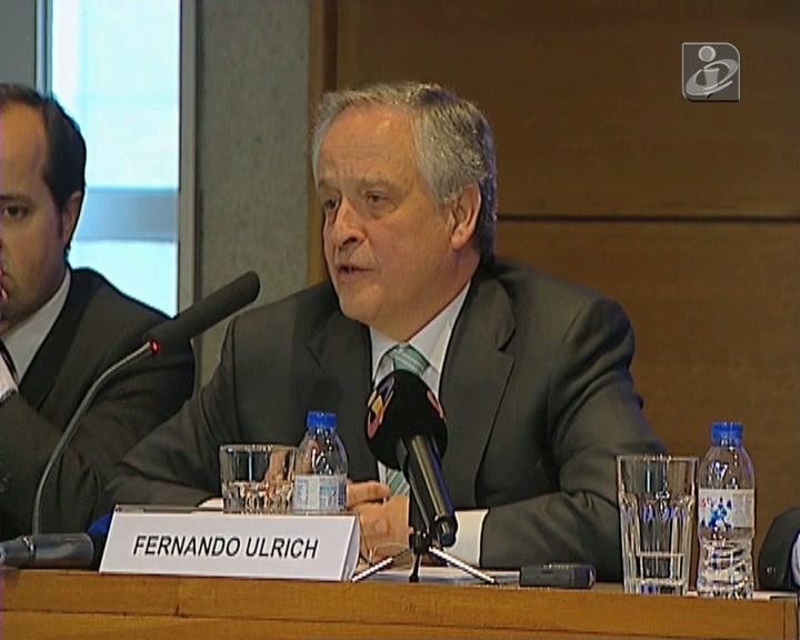 Ulrich: «Não sei o que é a reforma do Estado»