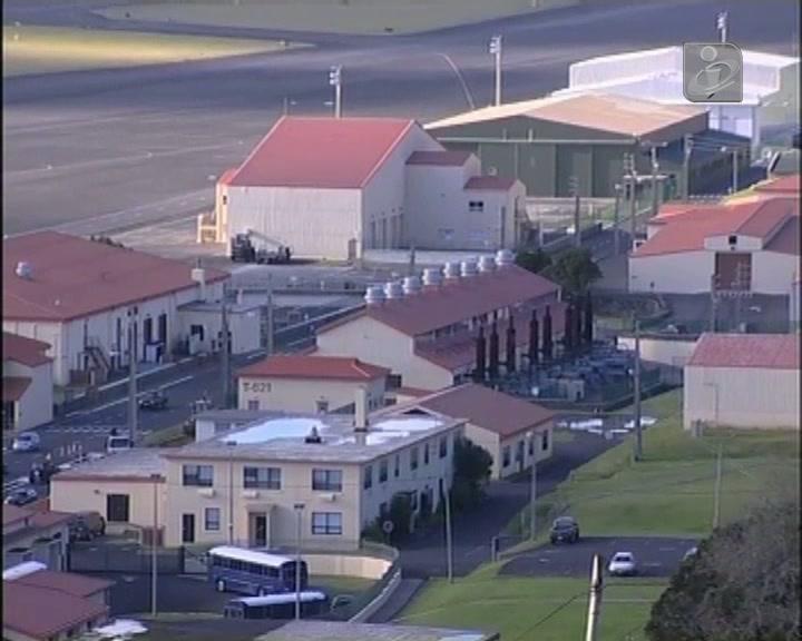 Açores: Base das Lajes