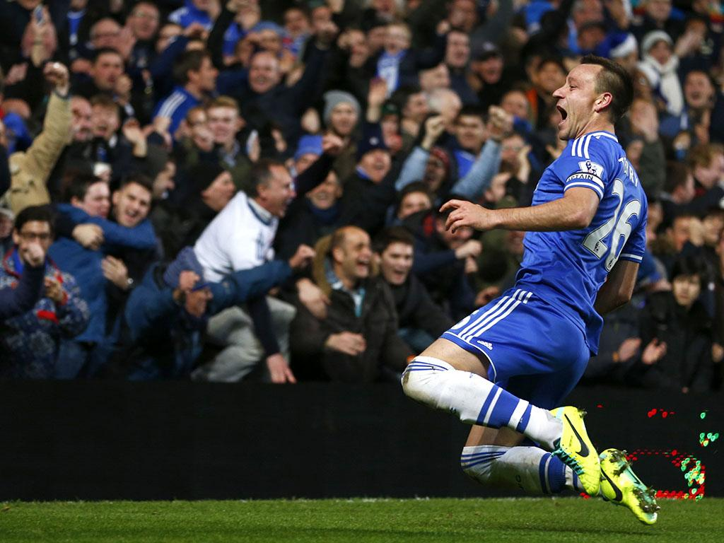 Chelsea vs Southampton (REUTERS)
