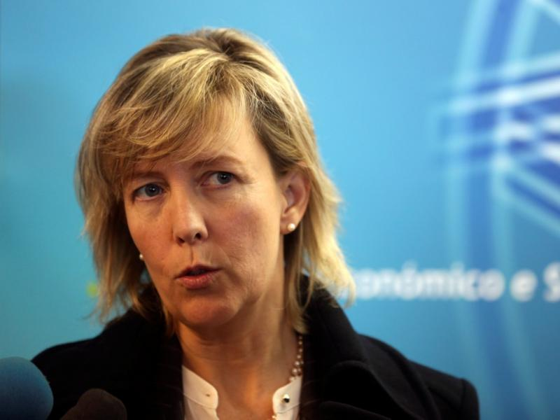 Maria Luís Albuquerque, ministra das Finanças (Lusa)