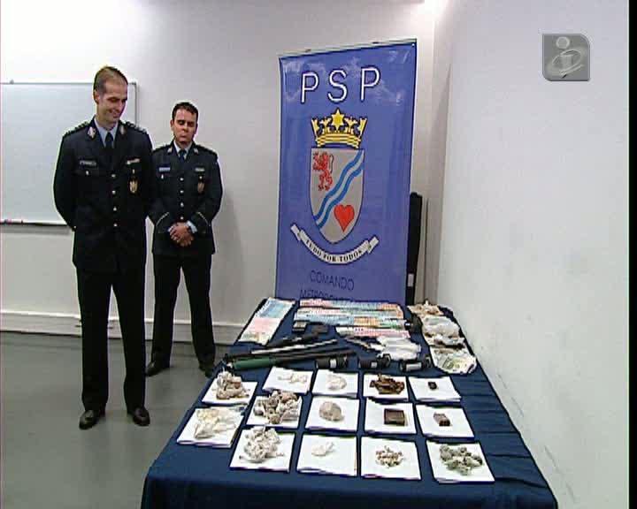 Detidos 28 elementos de «rede estruturada» de tráfico de droga
