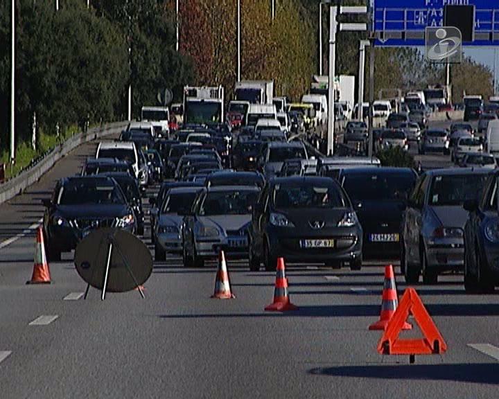 Acidente no Porto