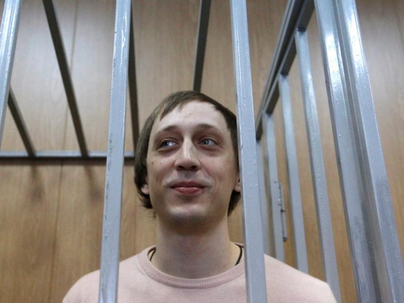 Pavel Dmitrichenko (Reuters)