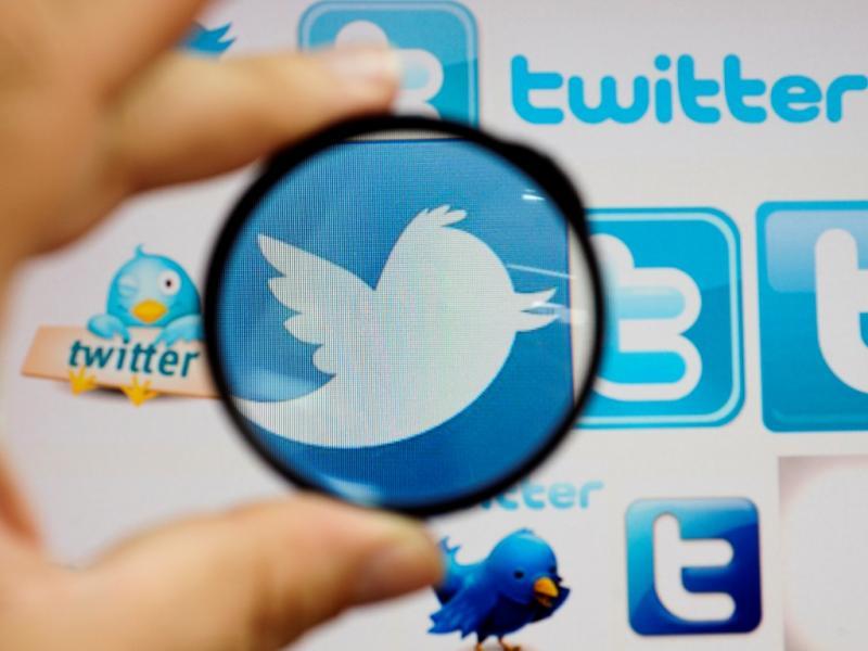 Logo do Twitter (Reuters)