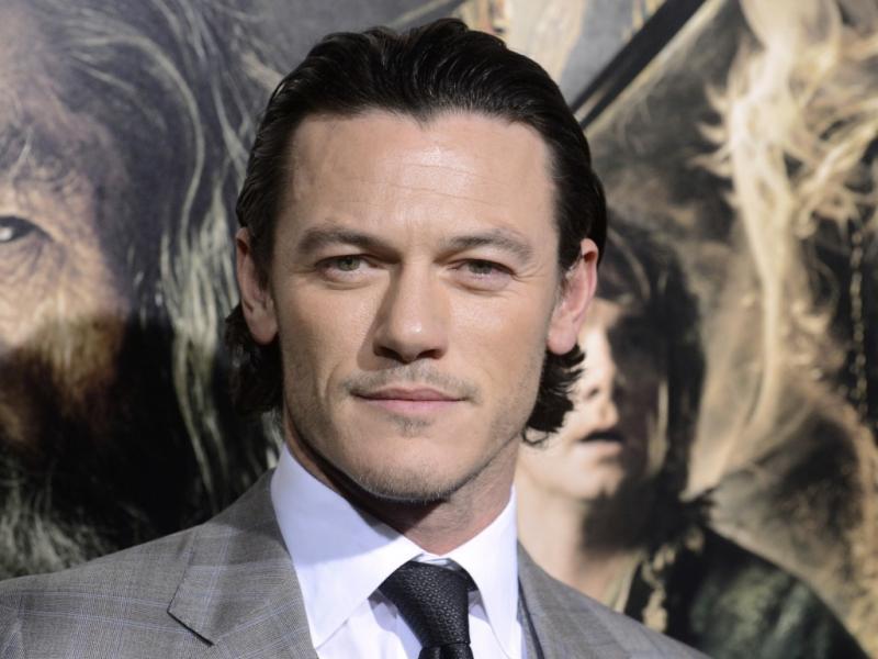 Luke Evans na antestreia de «O Hobbit: A Desolação de Smaug» em Los Angeles (Reuters)