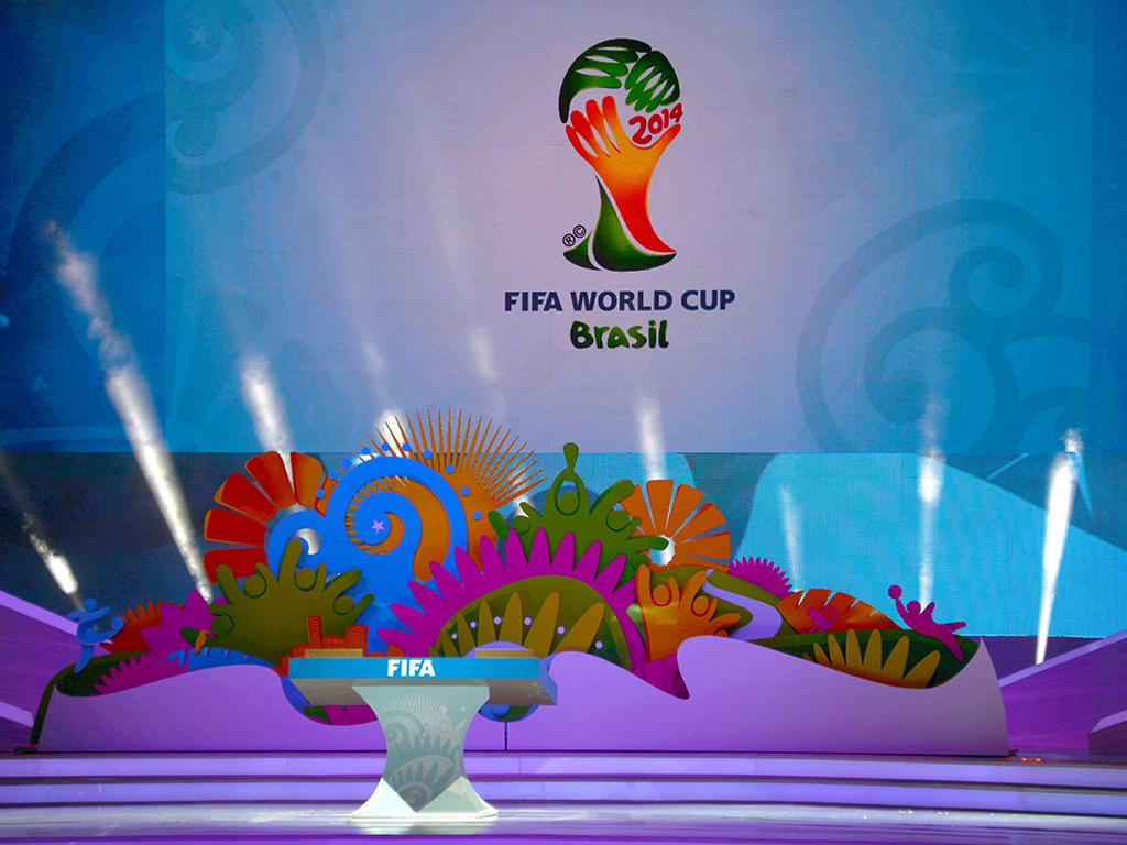 FIFA define potes para o Mundial 2014 (EPA)