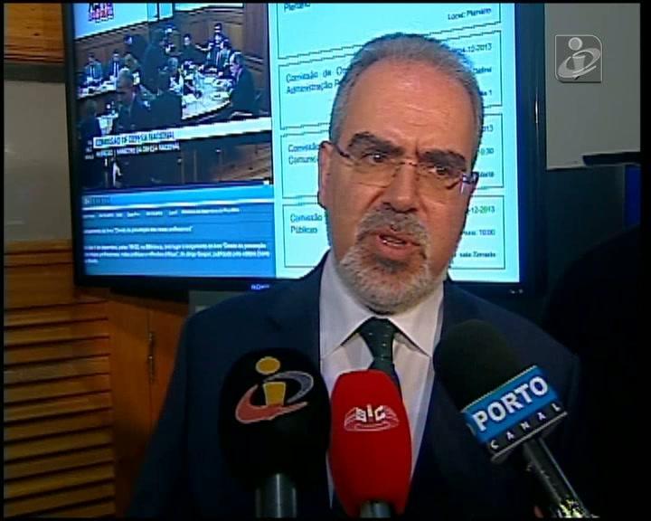 «Ficamos muito satisfeitos com audição do ministro da Defesa»