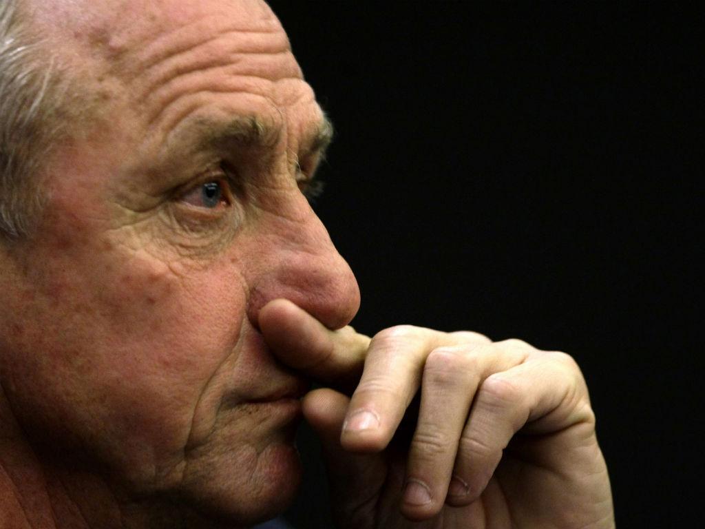 Morreu Johan Cruijff (1947-2016)