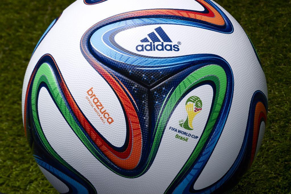 2014 brazuca (Adidas)