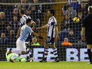West Bromwich Albion vs Manchester City (EPA)