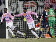 Evian Thonon Gaillard vs Paris Saint Germain (REUTERS)