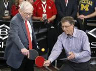 Ping-pong: na política, e com a raquete (Reuters)
