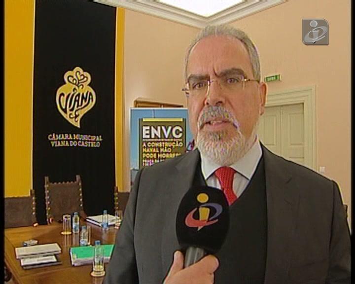 Estaleiros: Câmara pede intervenção do Provedor de Justiça