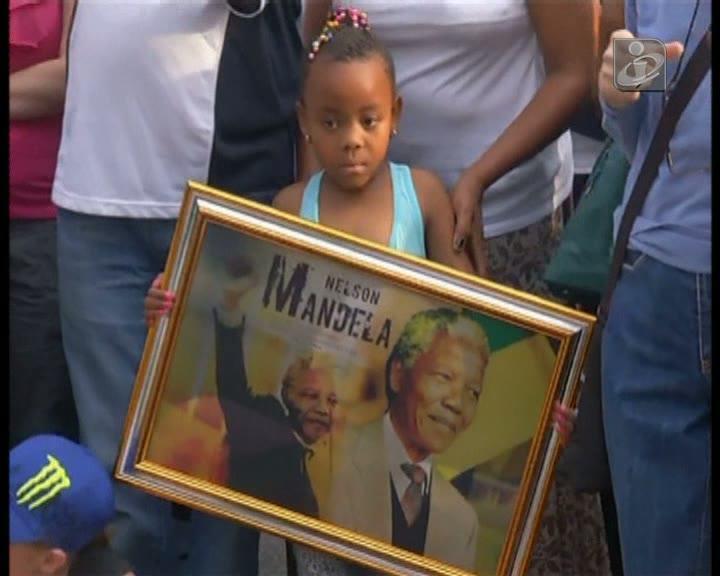 «Mandela, salvaste o nosso mundo»