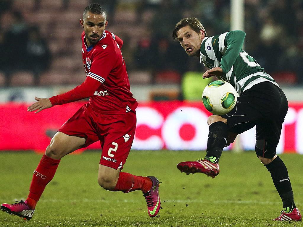 Gil Vicente vs Sporting (LUSA)