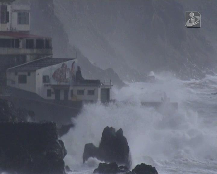 Alerta vermelho: todos os meios de prevenção na Madeira