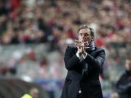 Benfica vs Paris Saint-Germain (LUSA)