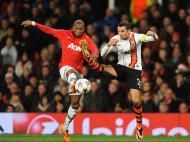 Manchester United vs Shakhtar Donetsk (EPA)