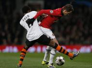 Manchester United vs Shakhtar Donetsk (REUTERS)