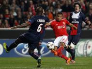Benfica vs Paris Saint-Germain (REUTERS)