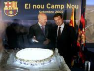 O projeto de Norman Foster para o Camp Nou