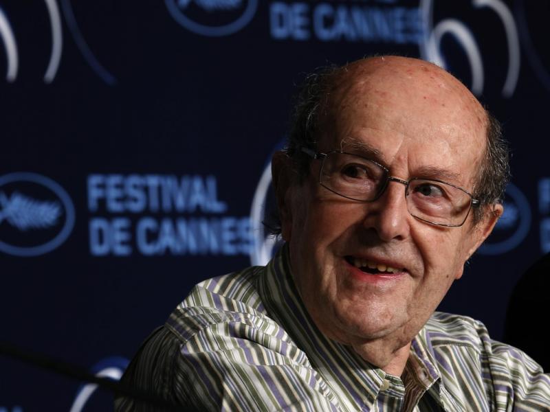 Manoel de Oliveira (Reuters)