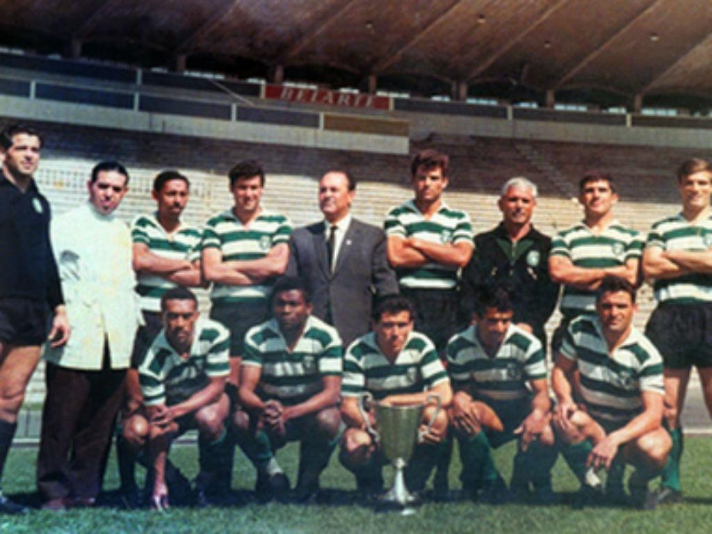 Sporting celebra 50 anos da Taça das Taças