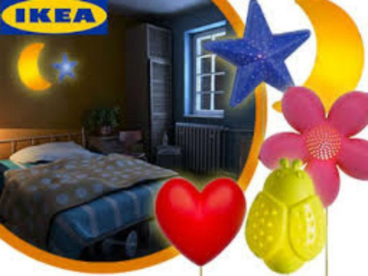 Bebé morre sufocado com fio de candeeiro do IKEA