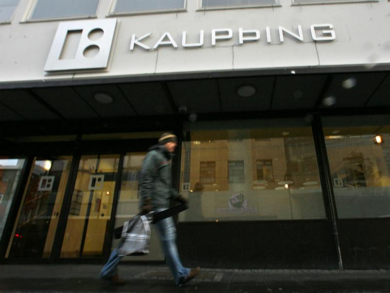 Kaupthing [Reuters]