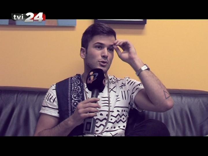 David Carreira em entrevista ao tvi24.pt