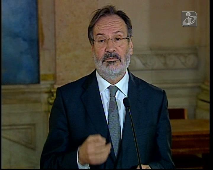 Passos parecia um «diretor-geral da troika»