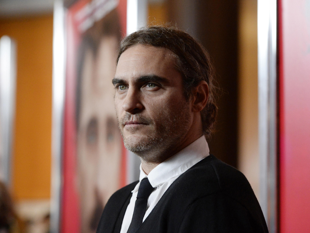 Joaquin Phoenix - Antestreia de «Her» em Hollywood Foto: Reuters