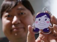 Dirigente vira mascote nas lojas do Sanfrecce Hiroshima (Reuters)