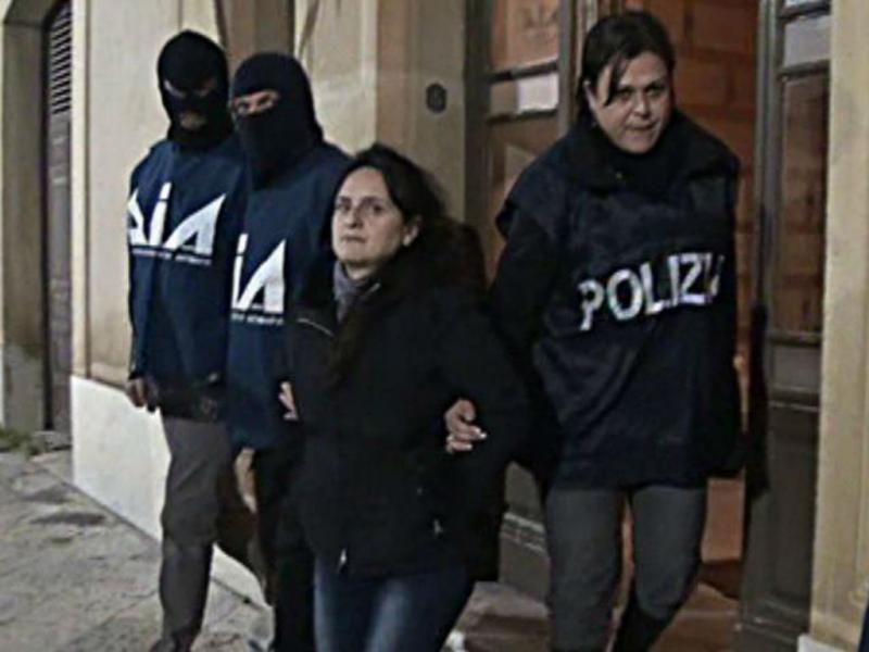 Família da máfia detida na Sicília [LUSA]