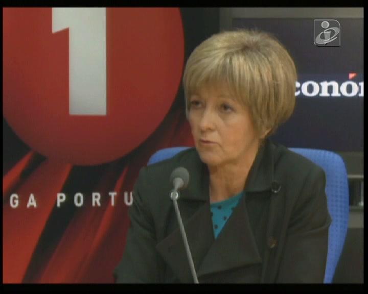 Maria José Morgado diz que cortes podem aumentar corrupção