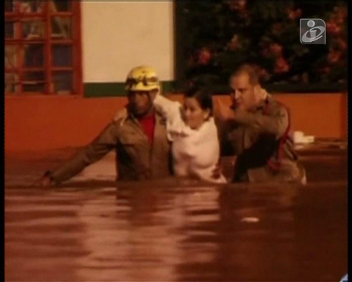Cheias no Rio de Janeiro já fizeram quatro mortos