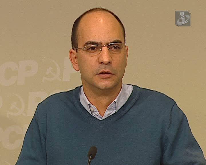 PCP denuncia «sintonia» entre Governo e troika para «novo ataque aos salários»
