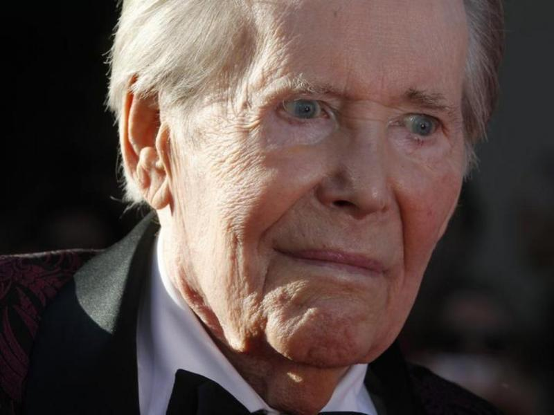 Peter OToole morreu a 15 de dezembro. O ator irlandês de 81 anos foi vítima de doença prolongada