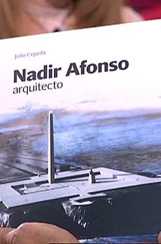 Os livros de Marcelo Rebelo de Sousa «Nadir Afonso - Arquitecto»